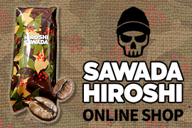 SAWADA COFFEE BLEND オンラインショップ