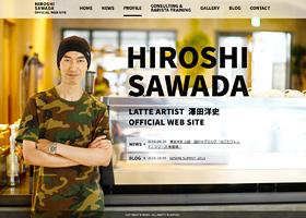 HIROSHI SAWADA OFFICIAL