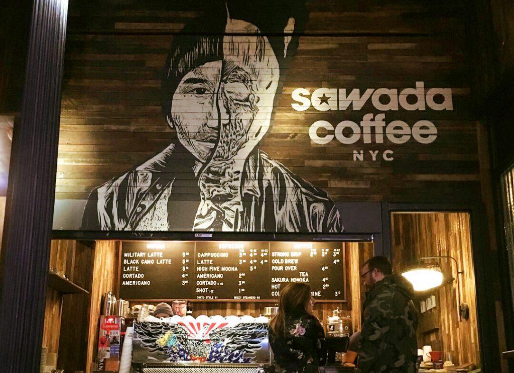 sawada coffee NYC